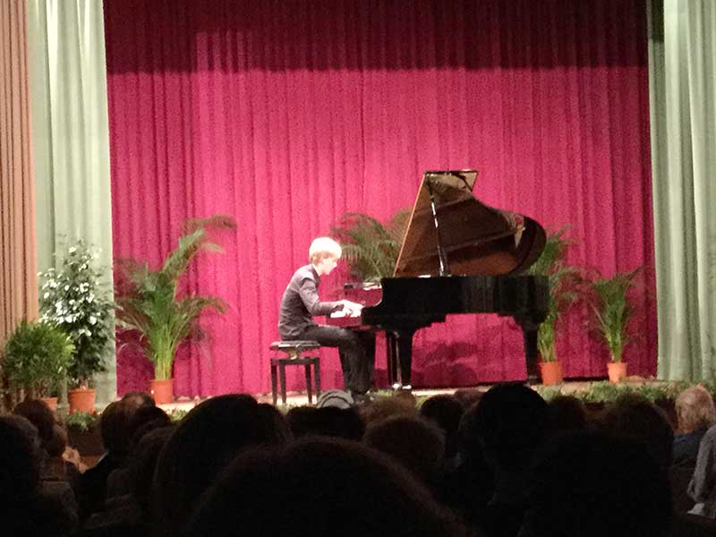 The International Piano Competition of Ibiza