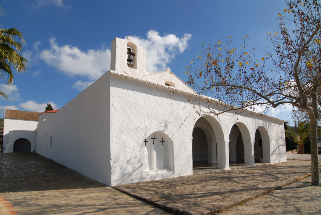 The Church of Sant Carles de Peralta