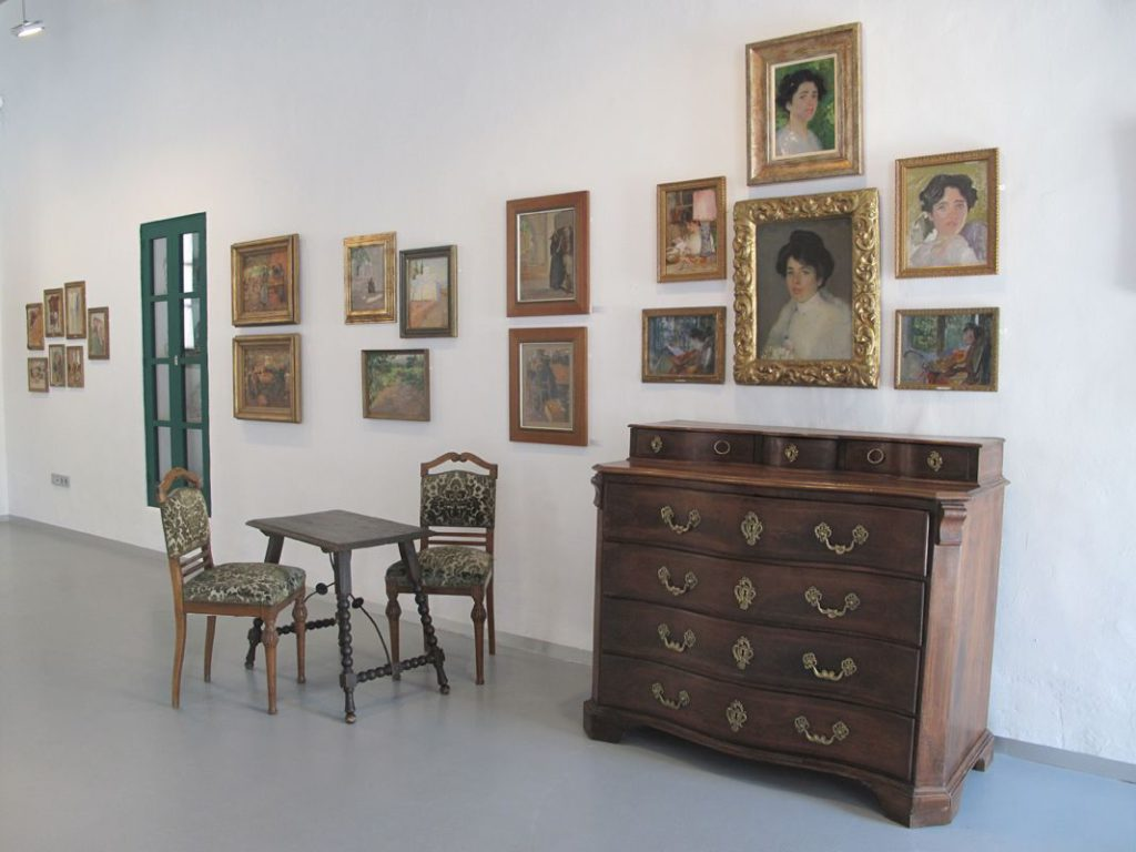 The Barrau Gallery